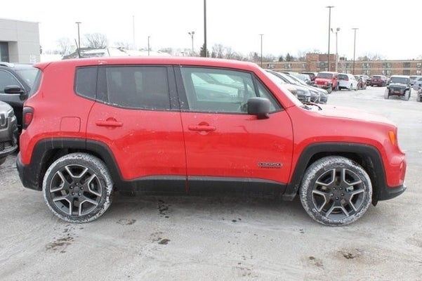 2021 jeep renegade jeepster fwd in milwaukee, wi
